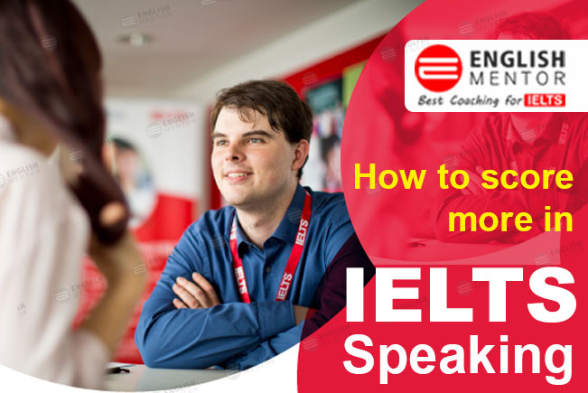 how to score high and improve in IELTS speaking module